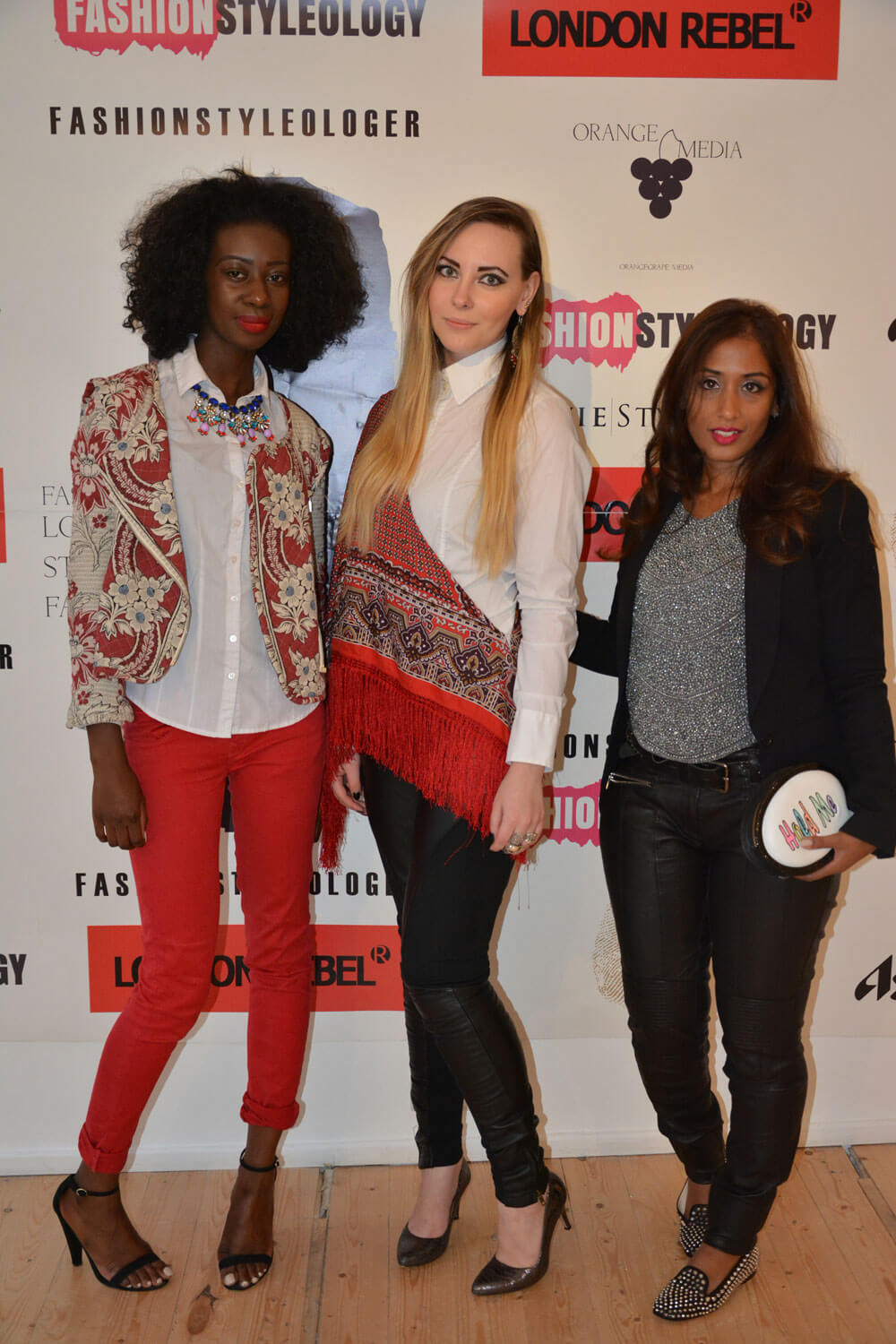 Fashionstyleologer Book Launch 1