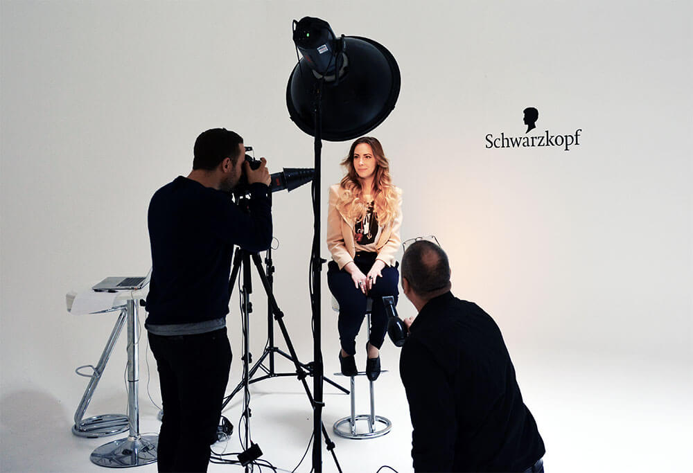 Edita at Schwarzkopf Press Day 2014 2