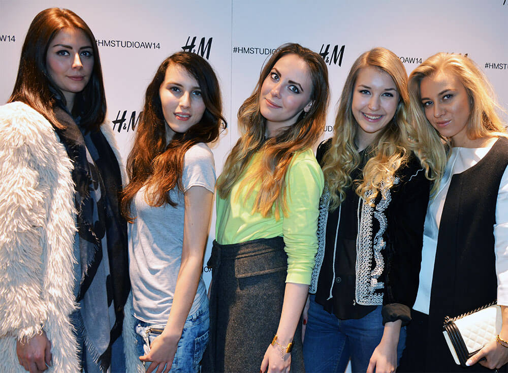 Edita at H&M PFW London screening party 10