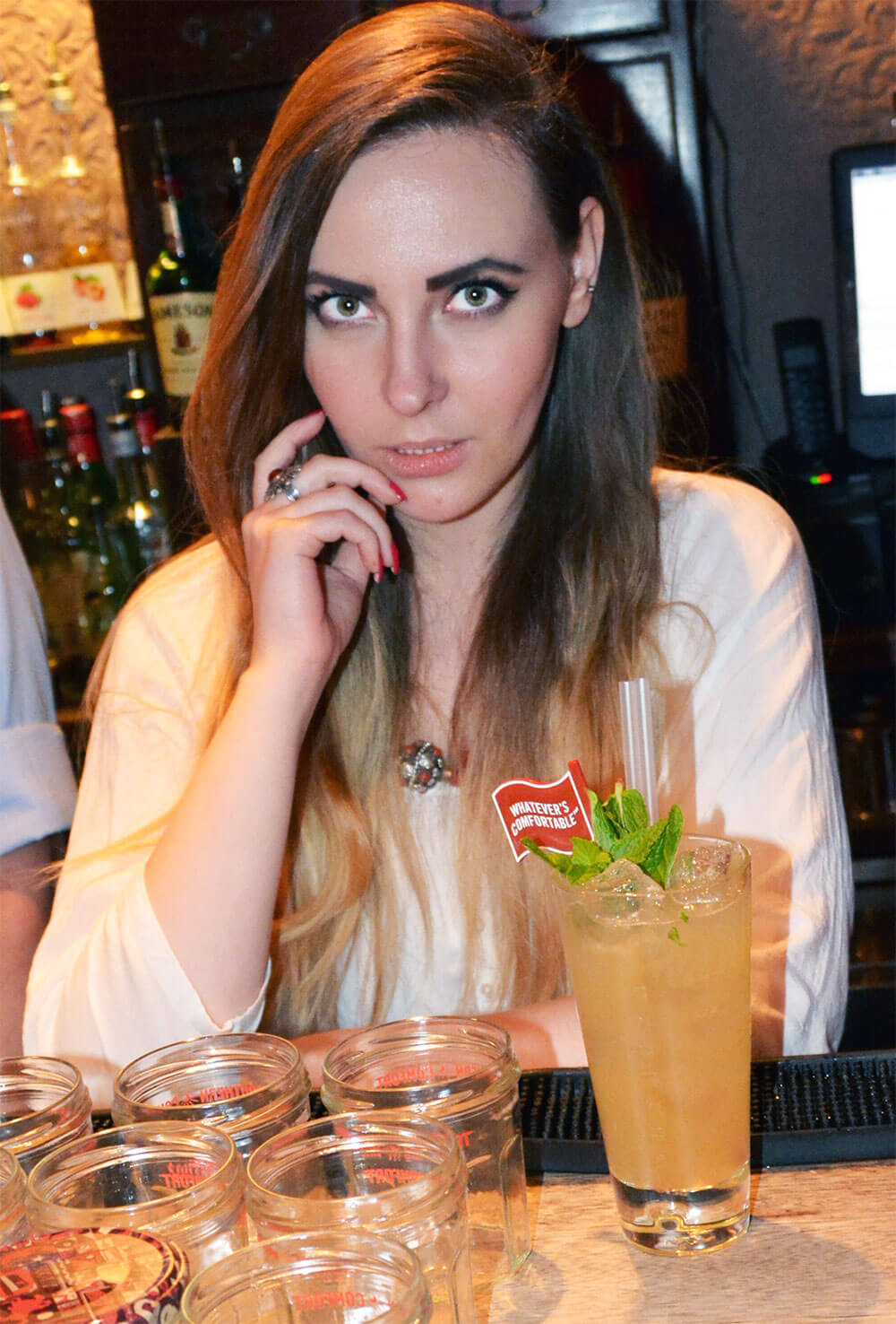 Edita at Southern Comfort Launch Party 5
