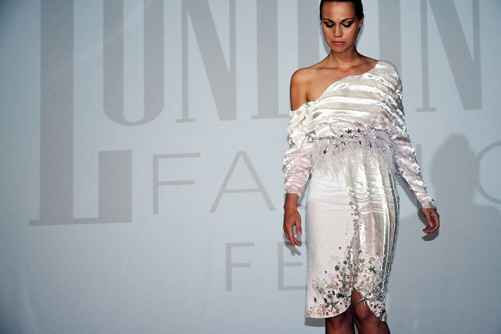Edita at London Fashion Festival 11