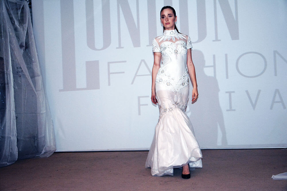 Edita at London Fashion Festival 12
