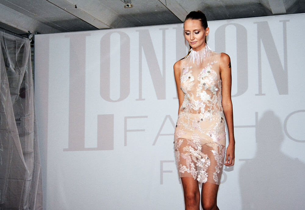 Edita at London Fashion Festival 6