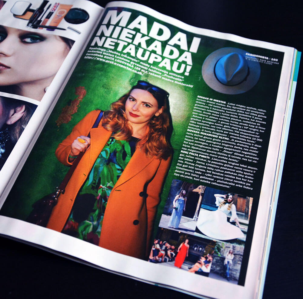 Edita in Panele Magazine 5