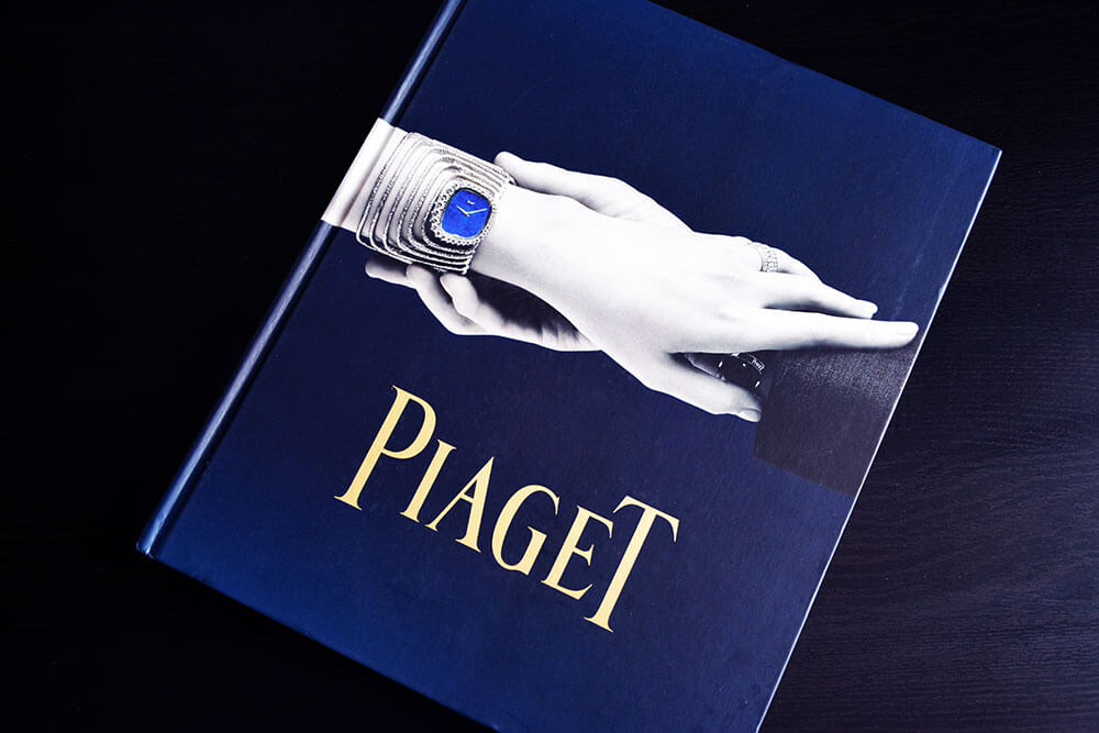 Edita reads Piaget By Florence , Philippe Garcia and Steve Hiett 10