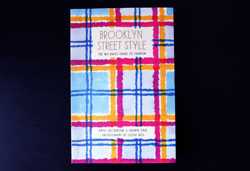 Edita reads Brooklyn Street Style By Shawn Dahl and Anya Sacharow