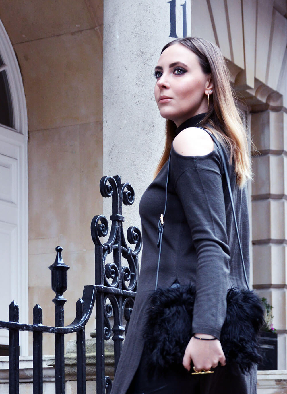 Edita in George by Asda, Lipsy, Dolce Gabanna, YSL and Lulu Frost 1