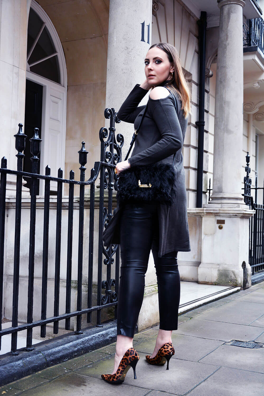 Edita in George by Asda, Lipsy, Dolce Gabanna, YSL and Lulu Frost 3