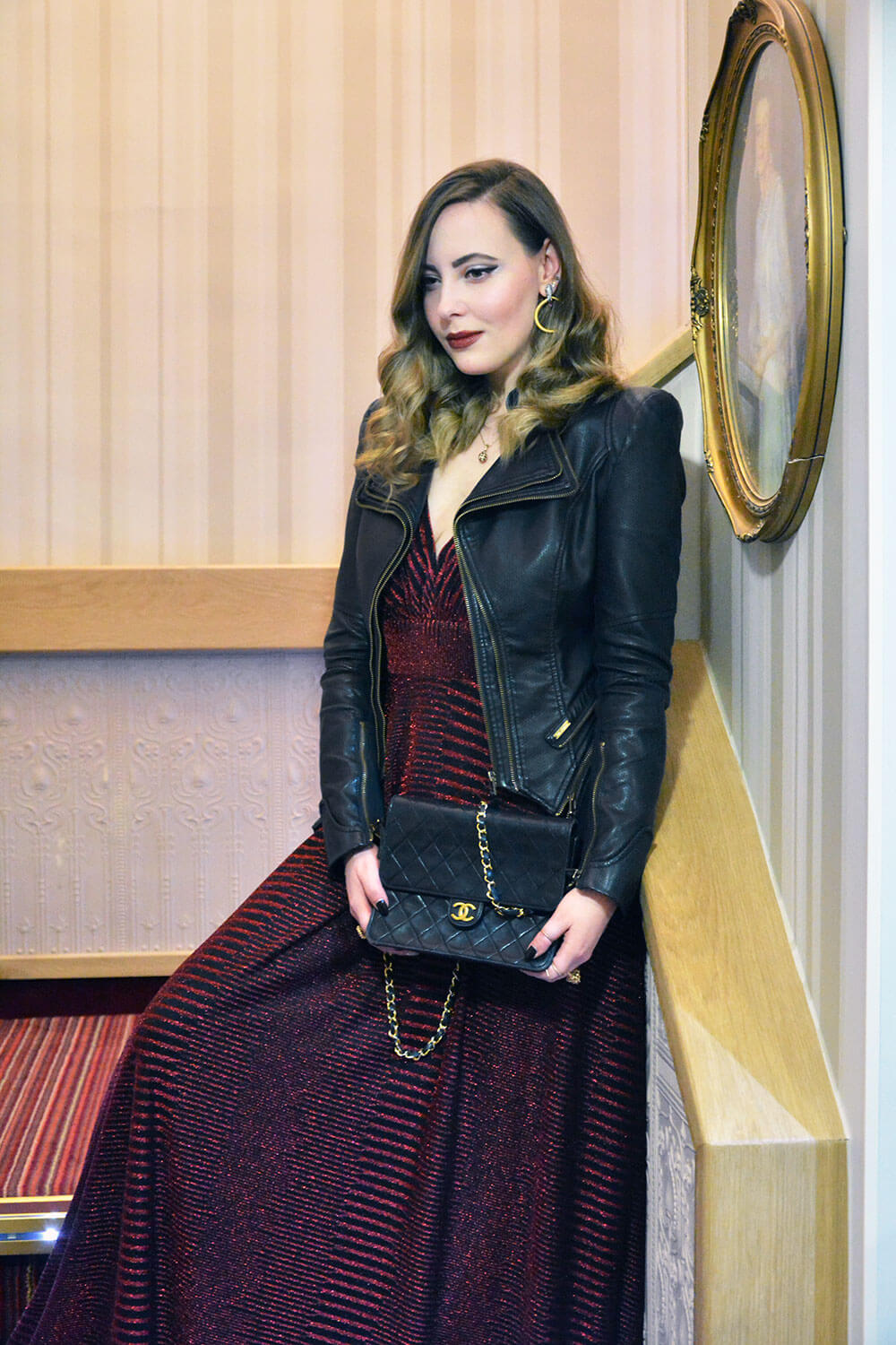 Edita in Biba, Chanel and Vero Milano 6