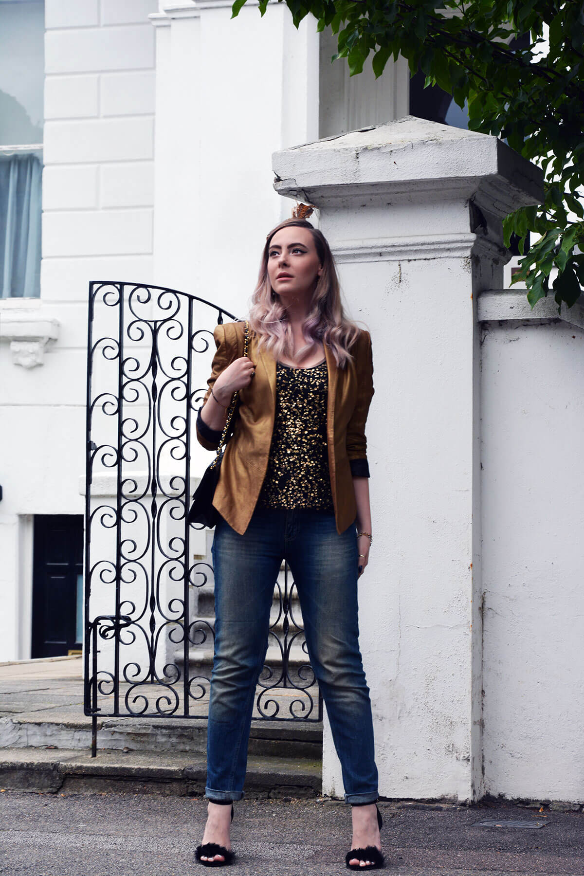 Edita in Biba, ASOS, Chanel and Boohoo 6