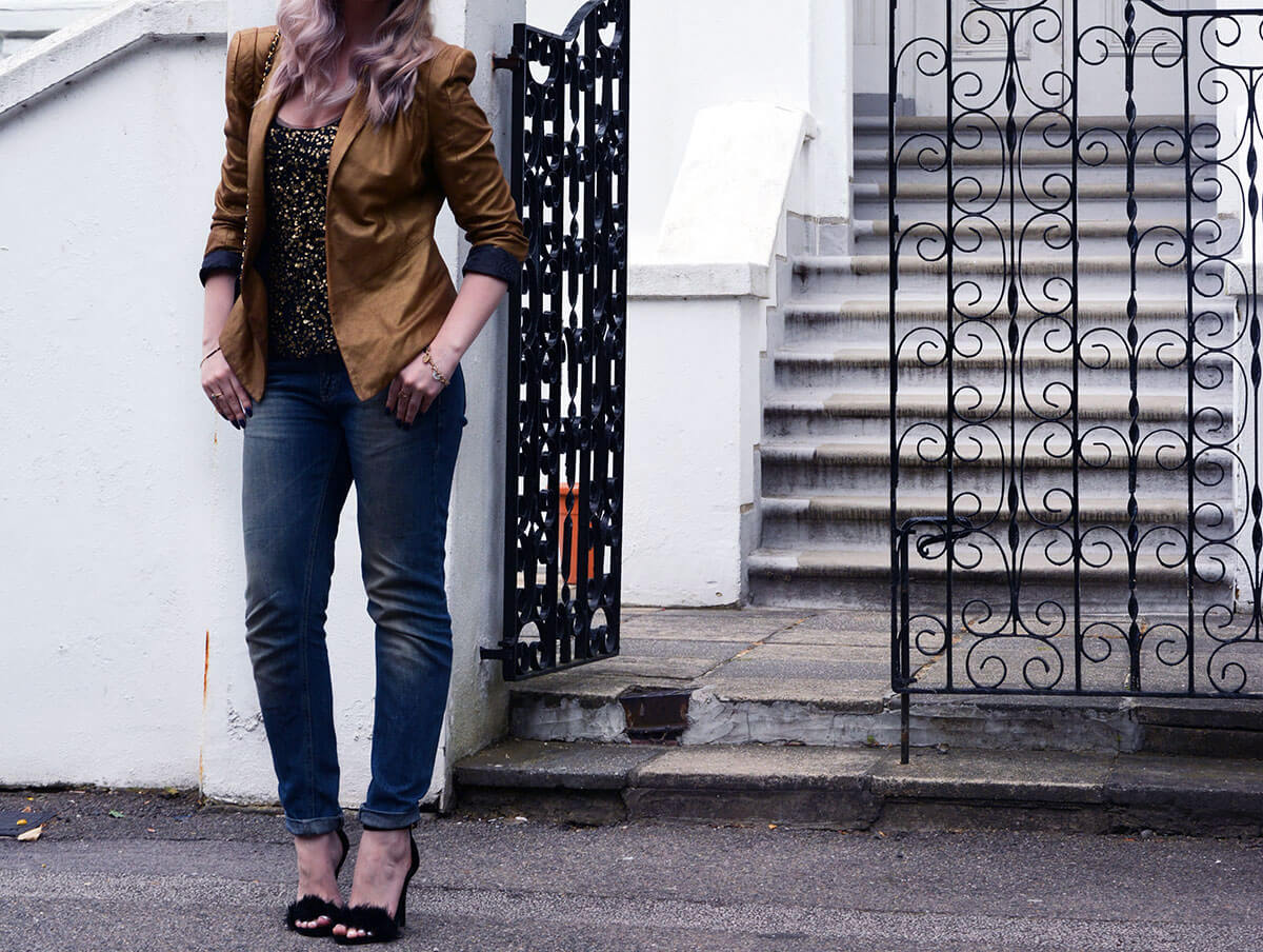 Edita in Biba, ASOS, Chanel and Boohoo 9