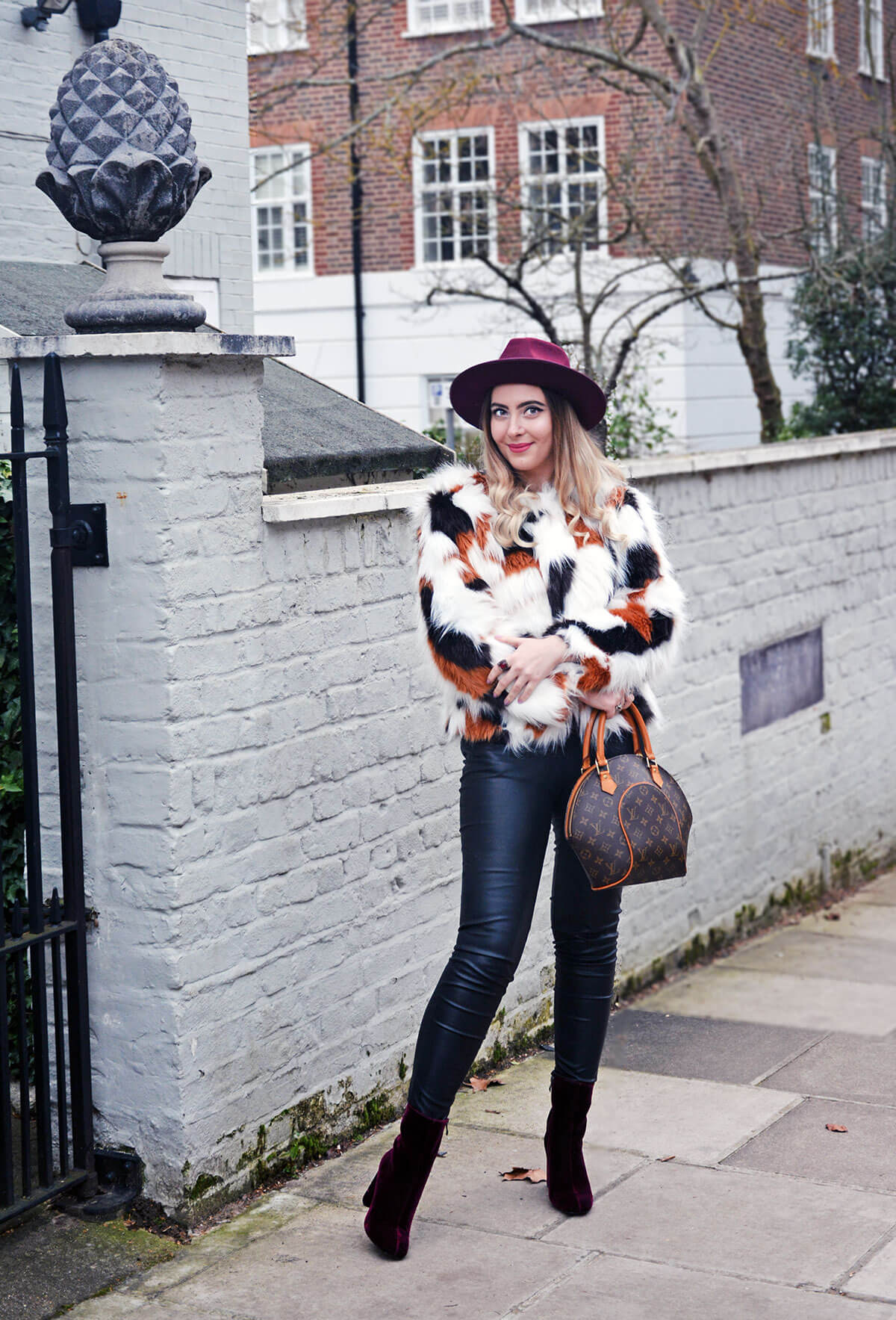 Edita in Embracing Trends, Boohoo, Lidl, Louis Vuitton and Quiz Clothing 1