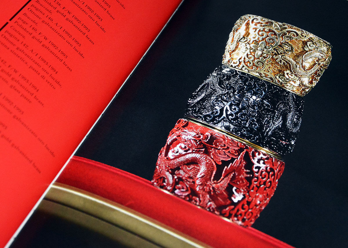 Under Another Light Jewels and Ornaments Gianfranco Ferre Book Review