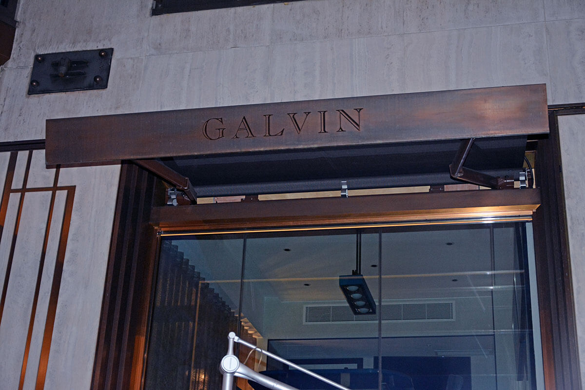 Edita Reviews Galvin At The Athenaeum