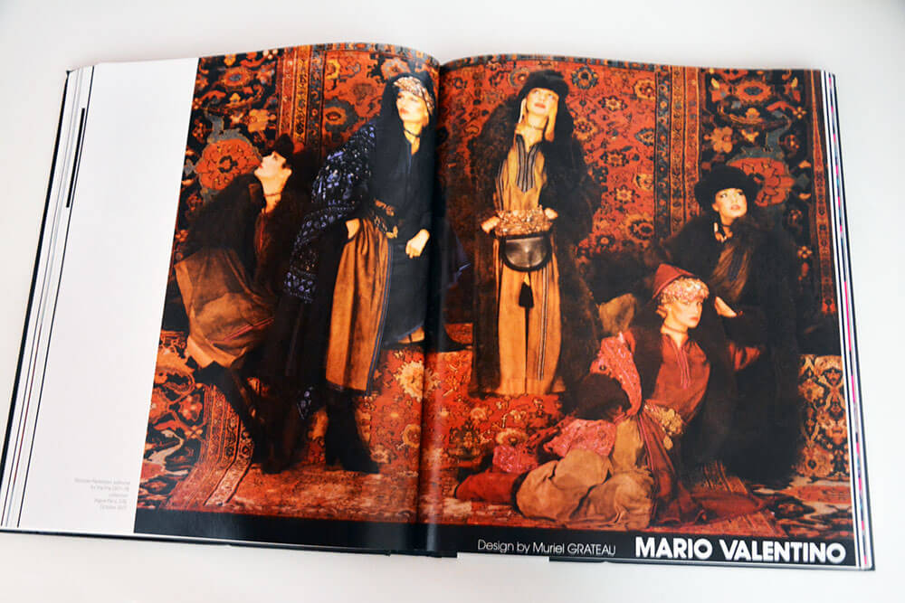 Mario Valentino book review